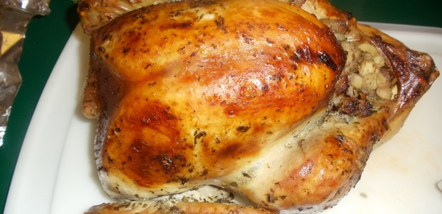 Serve my Turkey during the holidays and people will have turkey envy. No lie! This is a no fail, herb filled, juicy turkey. Real Food Girl: Unmodified