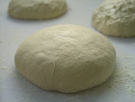 Homemade Organic Pizza dough. You can freeze whatever you don't use. I've used this dough for calzones, pizza and stromboli. The Real Food Girl: Unmodified