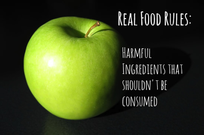Real Food GIrl: Unmodified-- My Real Food Rules