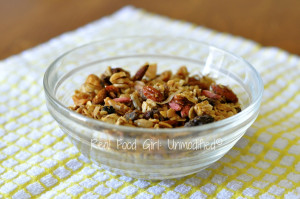 Food Hippie Granola by Real Food Girl: Unmodified
