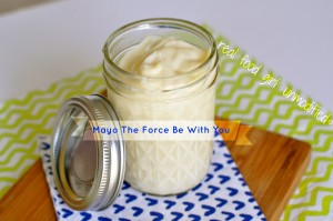 Mayo The Force Be With You|  Real Food Mayo by Real Food Girl: Unmodified