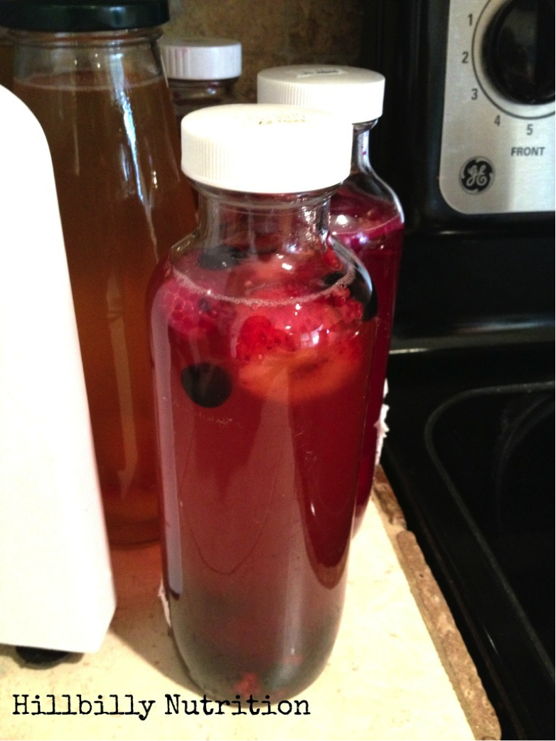 Real Food Girl: Unmodified Presents: Hillbilly Nutrition's Kombucha