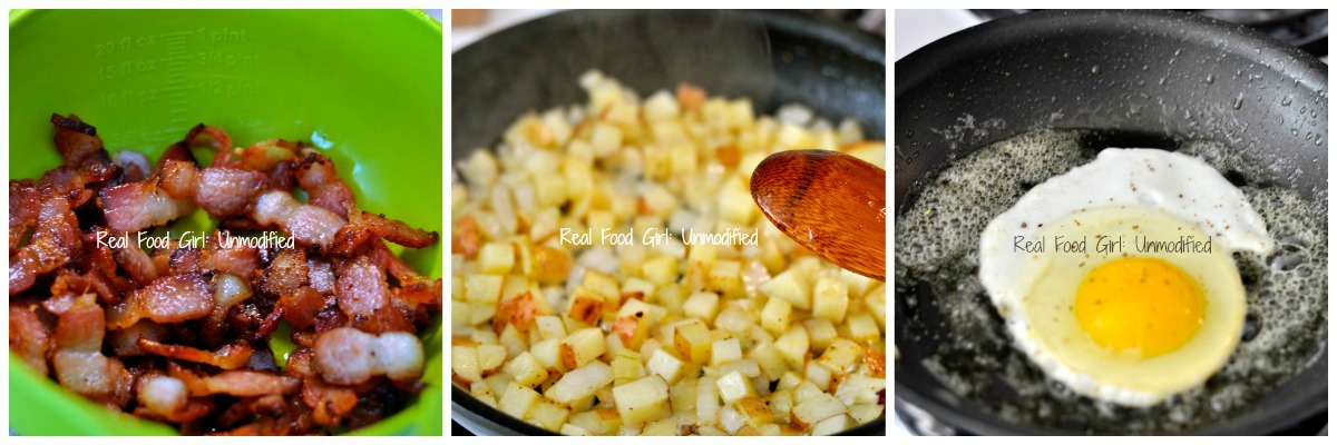 Real Food Yankee Breakfast Hash by Real Food Girl: Unmodified