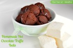 Real Food Hot Chocolate Truffle Balls by Real Food Girl: Unmodified. These make the most fantastic hot chocolate.