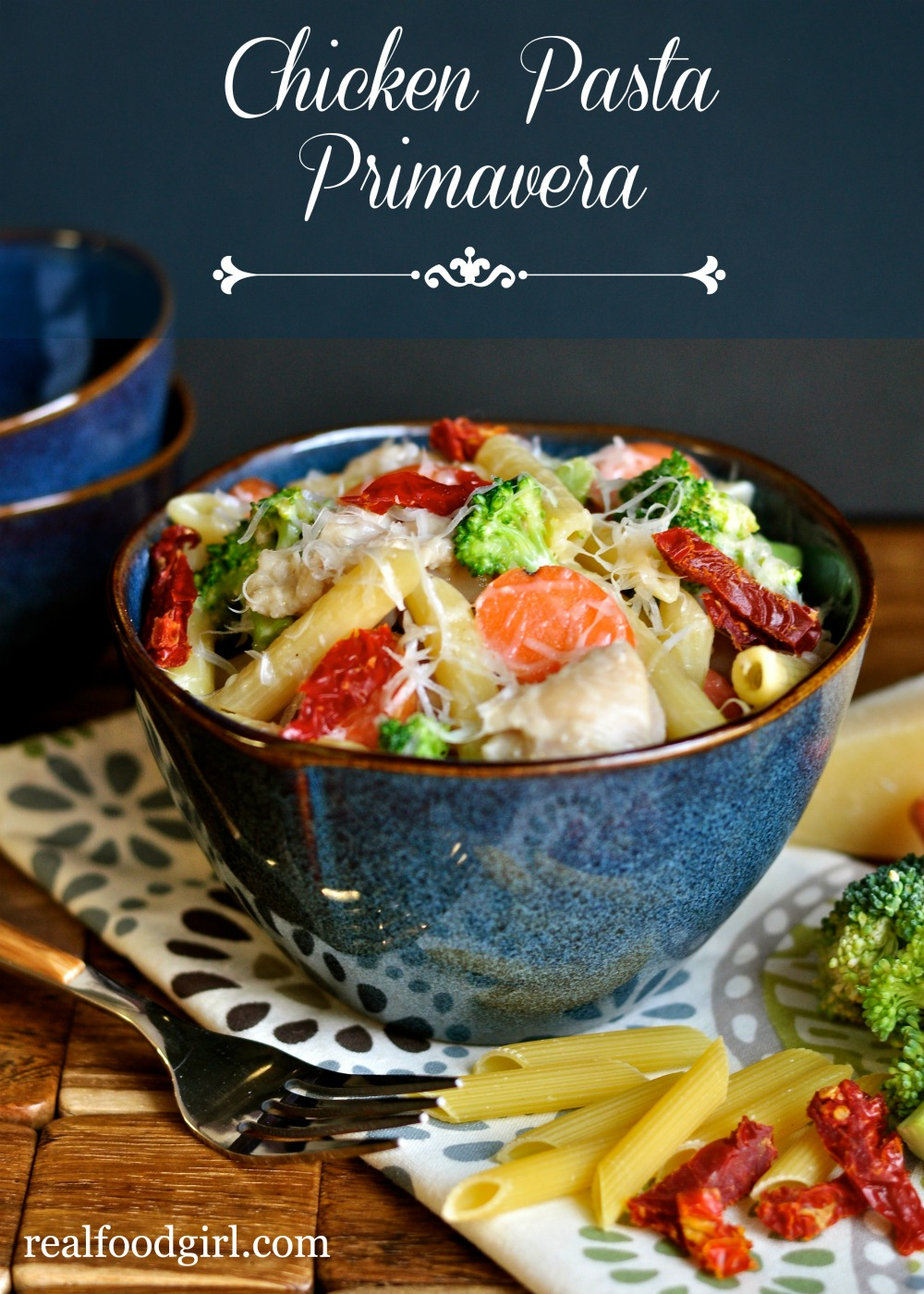 Real food chicken pasta primavera real food girl chicken pasta primavera by real food girl unmodified yes please forumfinder Image collections