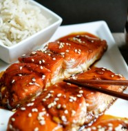 30-Minute Mondays --Maple-Soy Salmon by Real Food Girl: Unmodified