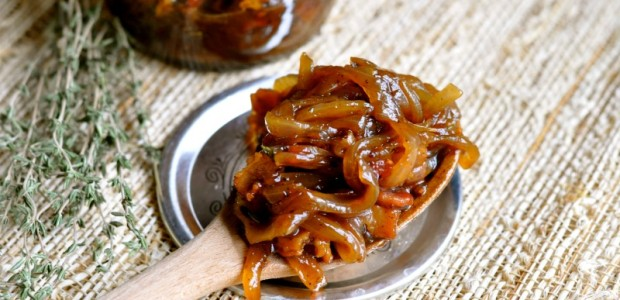 "Savory Balsamic Onion-Bacon ""Jam"" by Real Food Girl: Unmodified."