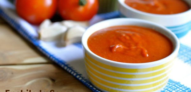 Real Food Enchilada Sauce by Real Food Girl: Unmodified- Homemade Pantry Staples. Yum!