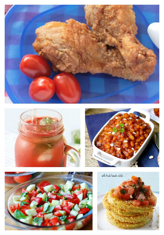 Real Food Picnic Roundup by Real Food Girl: Unmodified