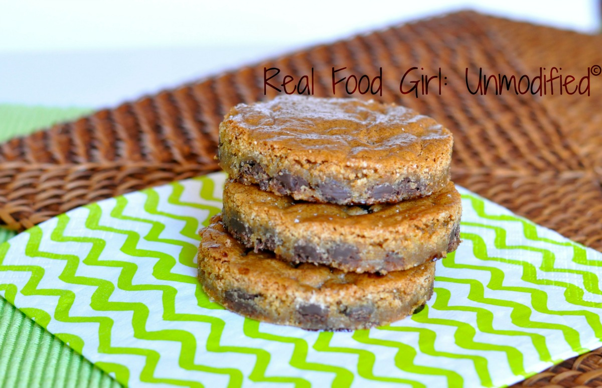 Brown Sugar Blondies by Real Food Girl: Unmodified- because blondies have more fun!