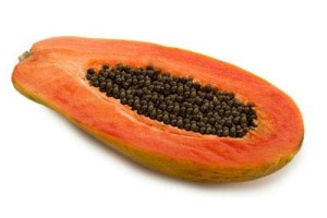 clean 15papayas