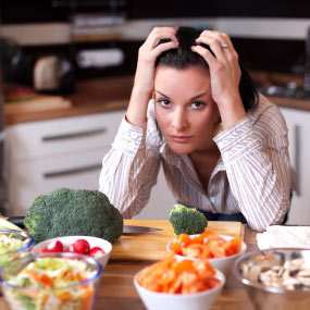 How to transition into eating Real/Whole Foods without losing your mind. Real Food Girl: Unmodified