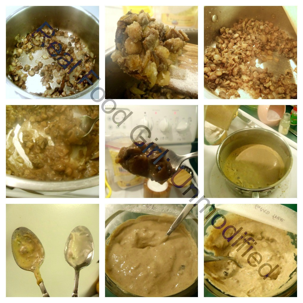 Mmmm Better Cream of Mushroom Soup. Real Food Girl: Unmodified does Cream of Mushroom Soup.