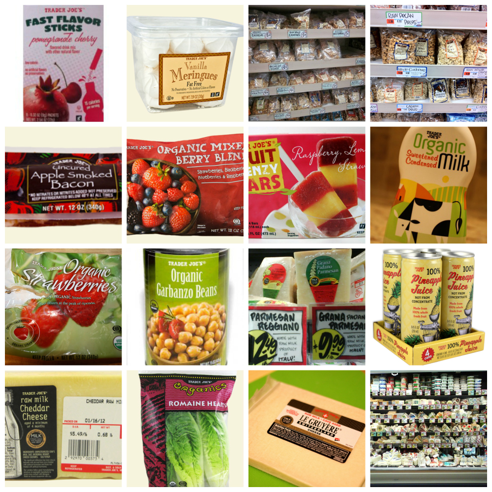 Real Food Girl: Unmodified Goes to Trader Joe's