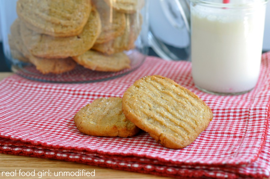 Old-Fashioned Coconut Icebox Cookies by Real Food Girl: Unmodified. Soft, and chewy and loaded with coconut!