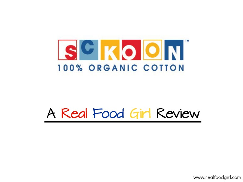 It's a SckoonCup review on Real Food Girl