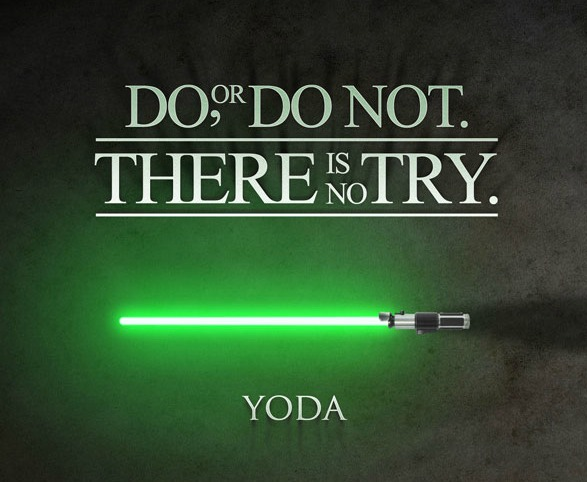 Do or Do Not- There is no Try- Whole30 Real Food Girl