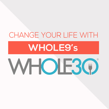 Real Food Girl Whole30 Challenge
